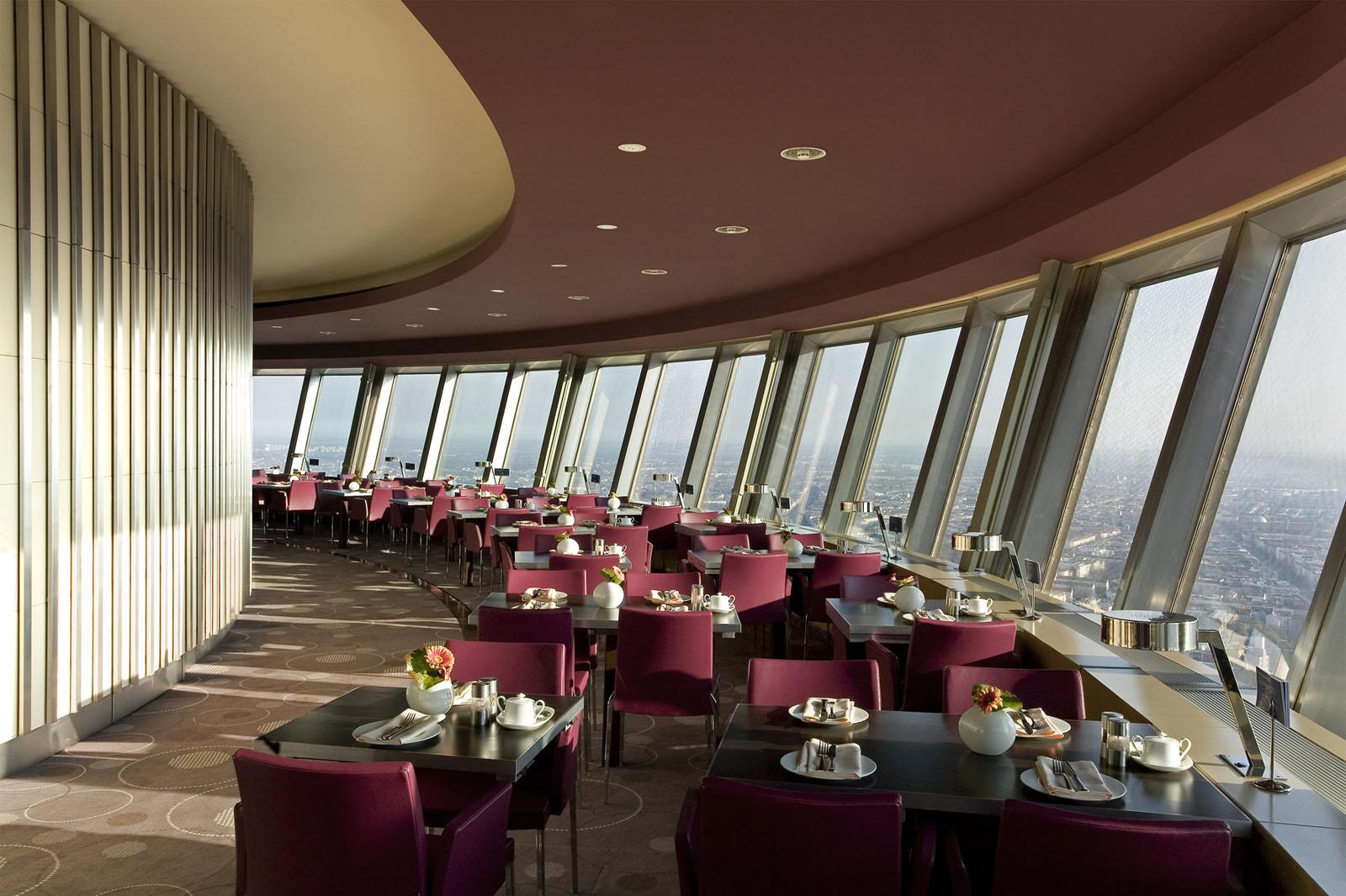 Restaurant Fernsehturm Berlin
