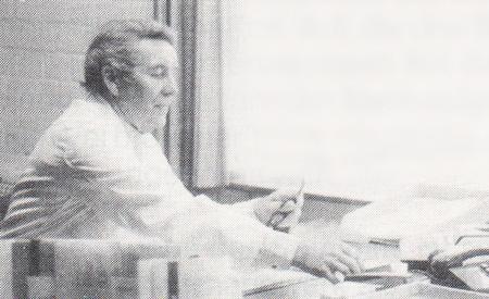 Gründer Waldemar Hillmann 1947